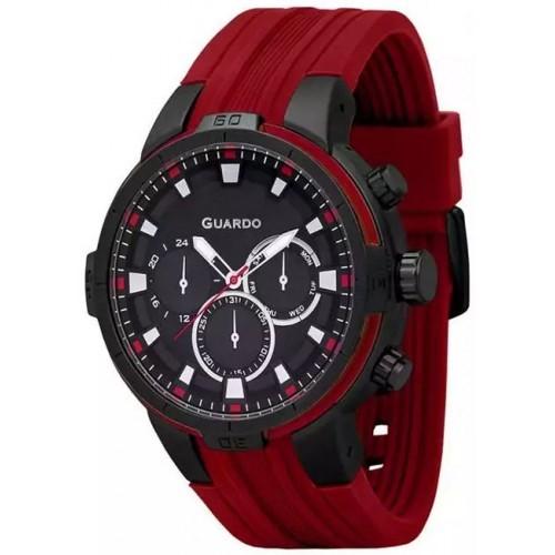 Guardo GR 11149-4 черный, красный ремень
