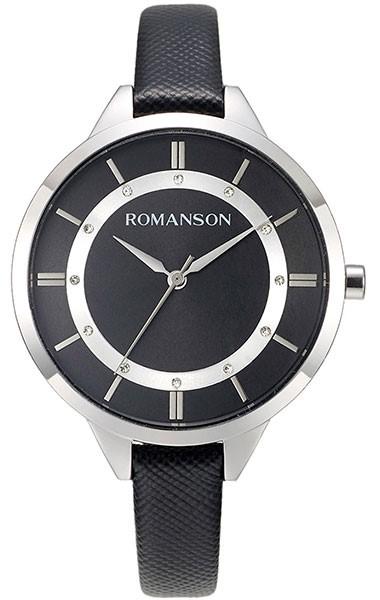 Romanson RL 8A28L LW(BK) - фото 10432