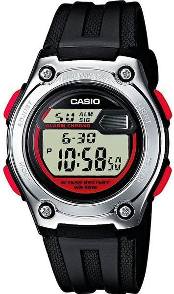 Casio W-211-1B