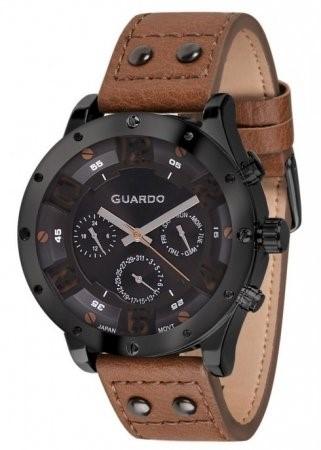 Guardo GR 10630-3 черный, коричневый ремень