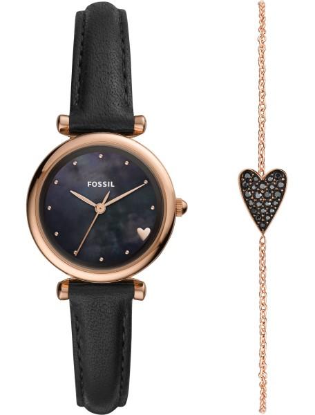 Fossil ES4506SET часы+браслет