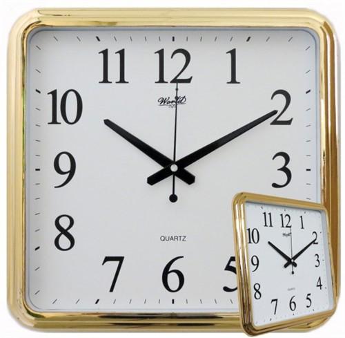Часы настенные World 3095 Gold