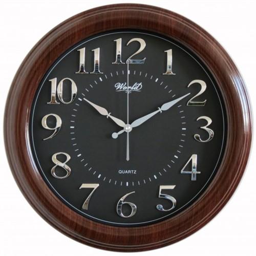Часы настенные World 2040 BL