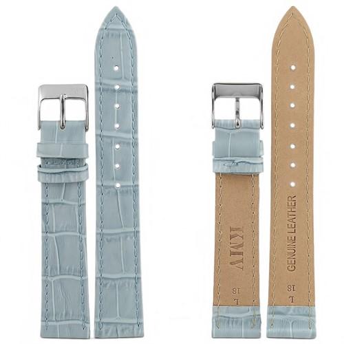 рем. ''KMV'' S-11 18 мм, голубой