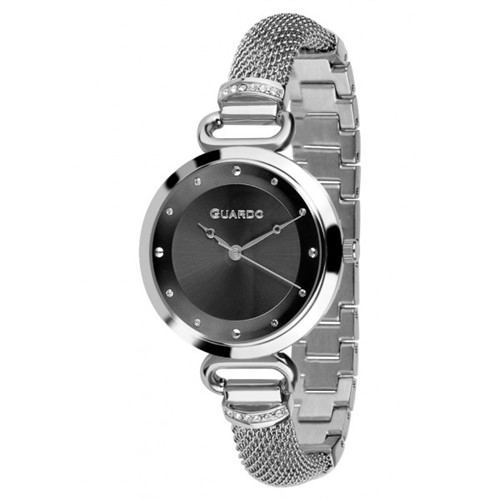 Guardo GR 1059-1 черный, хром браслет