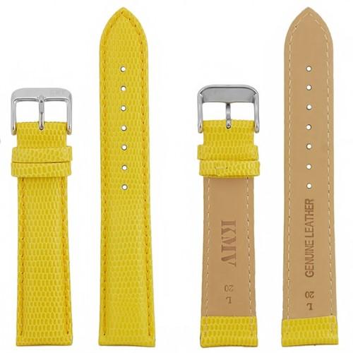 рем. ''KMV'' S-17 20 мм, желтый