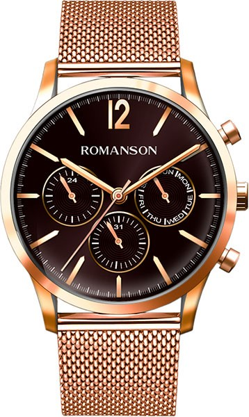 Romanson TM 8A34F MR(BN) - фото 11829