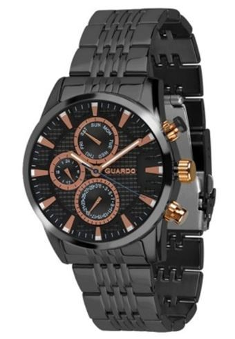 Guardo GR 11653-5 черный браслет