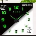 Часы 3D бескаркасные A 022 LU