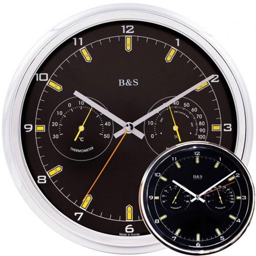 Часы настенные B&S SHC-905