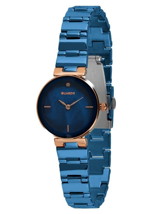Guardo 01070-9 зол/син, синий браслет