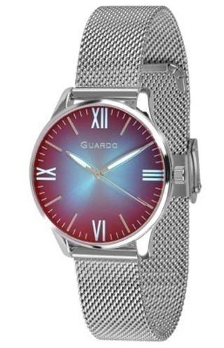 Guardo 12673-1 хр/син, хром браслет - фото 12258