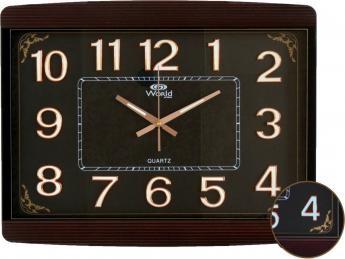 Часы настенные World 6855 BL - фото 12301