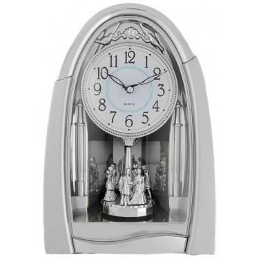 Часы настольные 911 silver La minor