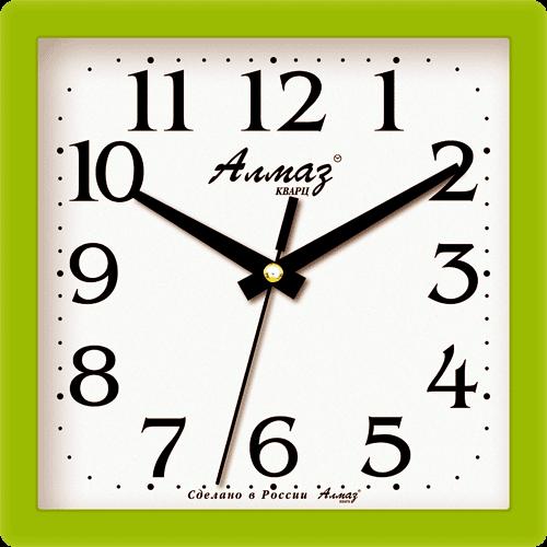 """Часы настенные """"Алмаз"""" мини 1464"""