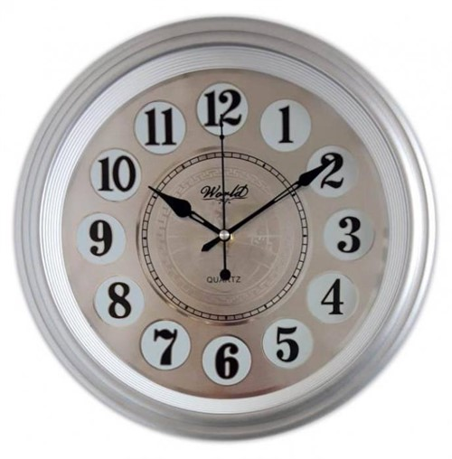 Часы настенные World 6004 SS