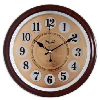 Часы настенные World 6004 ZG