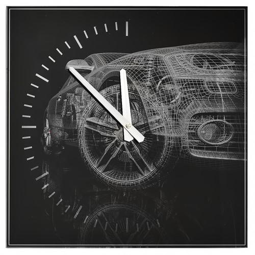 Настенные ''Mikhail Moskvin'' авто, стекло - фото 6277