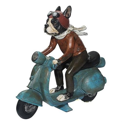 1894700 Собака на мотоцикле