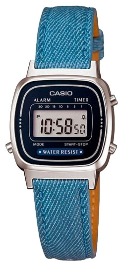 Casio LA670WEL-2A2 - фото 6343