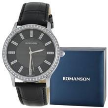 Romanson RL 0384Q LW(BK) - фото 6777