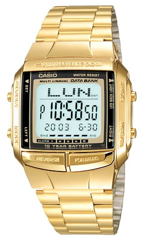 Casio DB-360G-9A - фото 6973