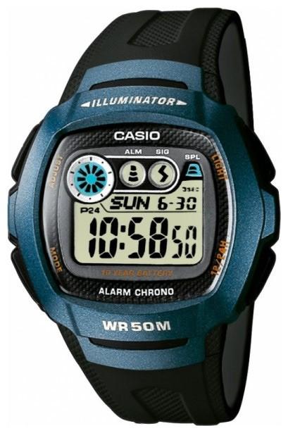 Casio W-210-1B - фото 7288