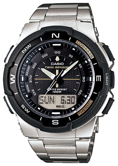 Casio SGW-500HD-1B - фото 7298