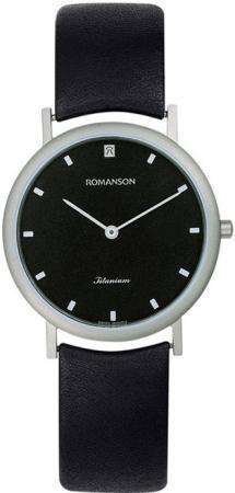 Romanson UL 0576S LW(BK) - фото 8020
