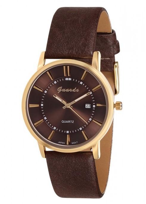 Guardo 9306-7 зол/корич, коричневый ремень - фото 8768
