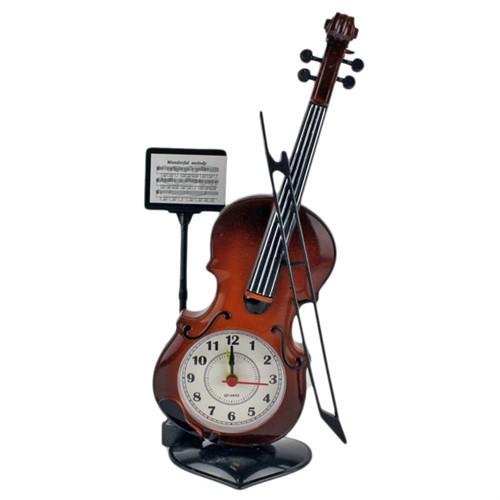"6926035 Часы-будильник ""Скрипка"""