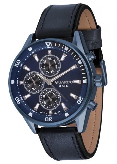 Guardo GR 17116-5 синий, синий ремень