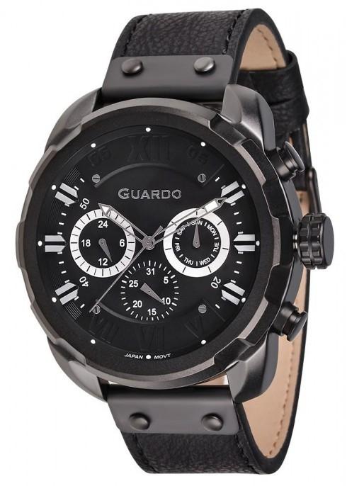 Guardo GR 11179-2 черный, черный ремень