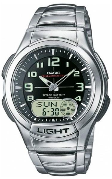 Casio AQ-180WD-1B