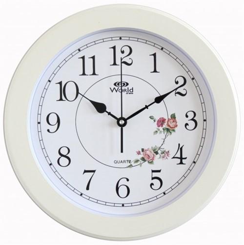 Часы настенные World 6607 W