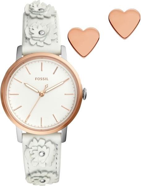 Fossil ES4383SET(часы+серьги)