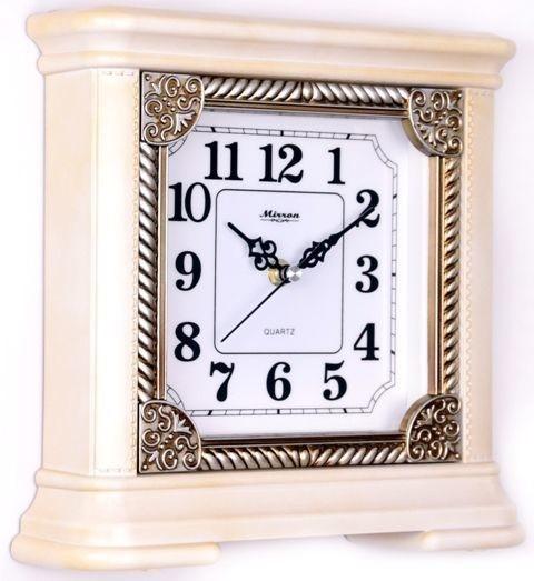 Часы настольные MIRRON S34AНББ