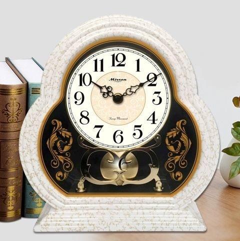 Часы настольные MIRRON P3096А БТ
