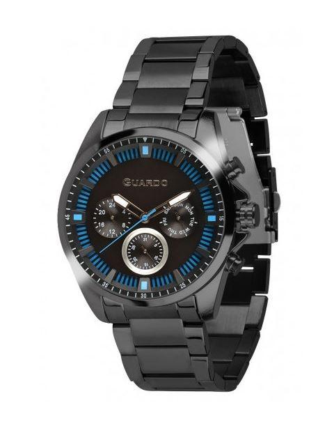 Guardo GR 11123-5 черный, черный браслет