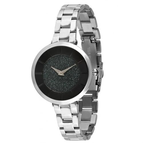 Guardo GR 11070-2 черный, хром браслет
