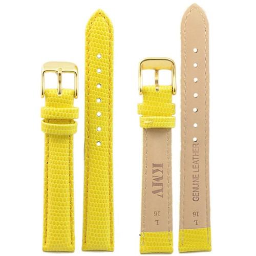 рем. ''KMV'' S-17 16 мм, желтый