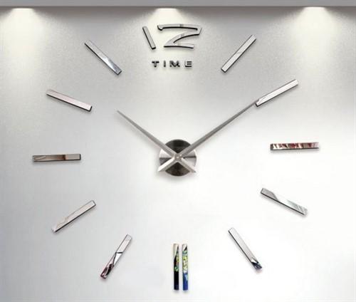 Часы 3D бескаркасные A 001 S