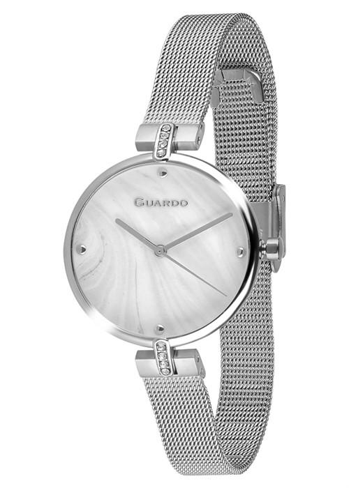 Guardo 12662-3 хр/сер, хром браслет