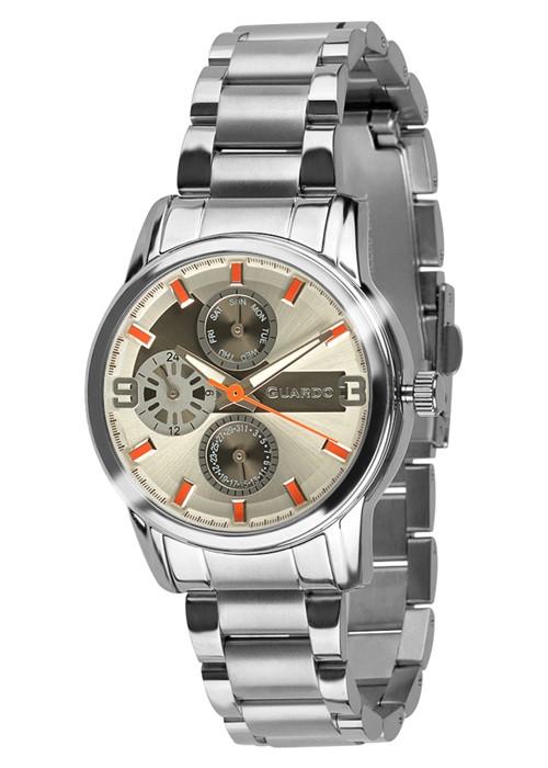 Guardo 11944-2 хр/сталь, хром браслет