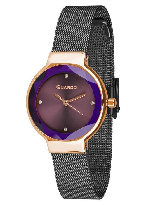 Guardo GR 12669-3 фиолет/шоколад браслет
