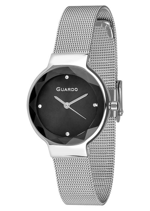 Guardo GR 12669-2 черн./хром браслет