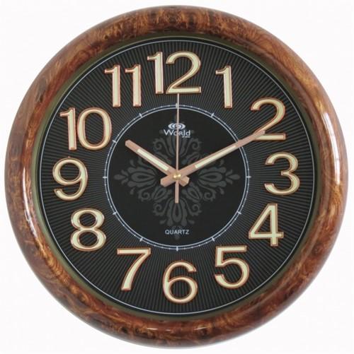 Часы настенные World 6776 BLN