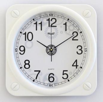Часы настенные World 6842 W
