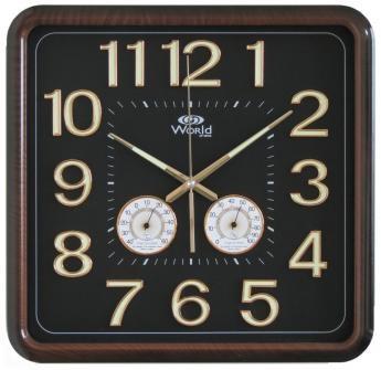 Часы настенные World 7685 BM метео