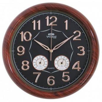 Часы настенные World 7776 BL метео